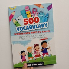 500 Vocabulary