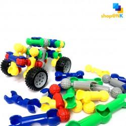 (HL6017) Puzzle Toys Car