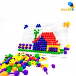 (HL6152) Puzzle Toys Button Clipboard
