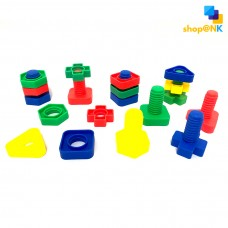 (HL6034) Puzzle Toys Screw & Nuts