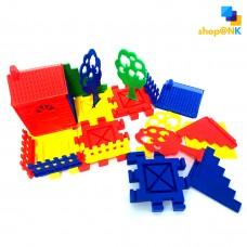 (HL6316) Puzzle Toys House Set