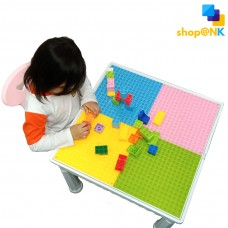 (HL2008) My Play Table Set With Stool