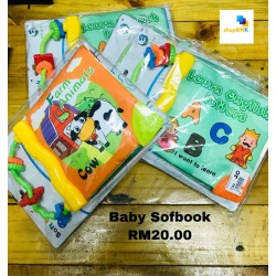 Baby Soft Book (Playfull)